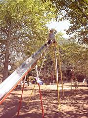 outdoor play equipment, playground,