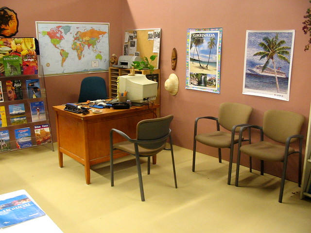 Small Travel Agency Business Plan