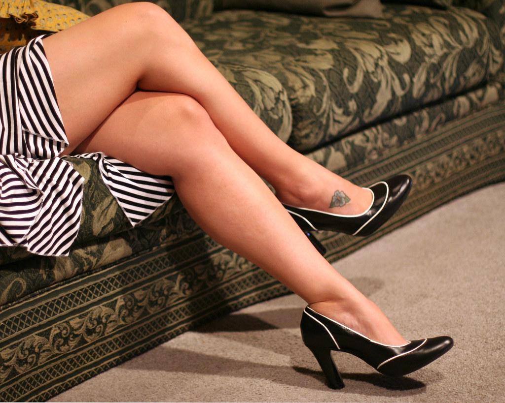 Sexy Legs Ryan Flickr