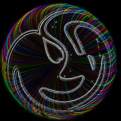 spiral(0.0), vortex(0.0), pattern(1.0), fractal art(1.0), sphere(1.0), psychedelic art(1.0), line(1.0), circle(1.0),