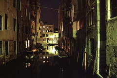 ghetto venice at night