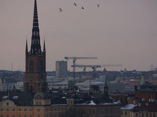 Stockholm skyline I