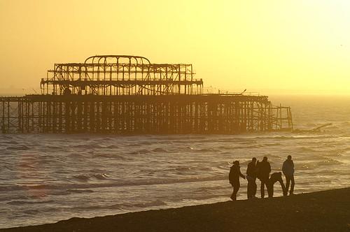 yet another Brighton sunset