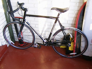 Lemond Filmore single track bike
