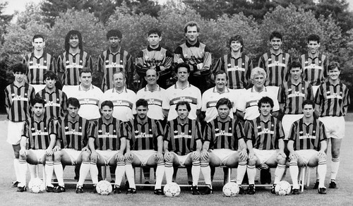 12 Greatest Club Sides: 8) AC Milan 1991-96