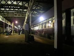 More Nairobi Railway Station by Night