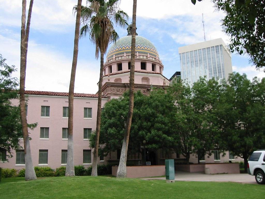Pima County Courthouse, Tucson, Arizona