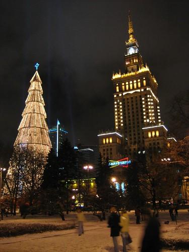 Warsaw centrum