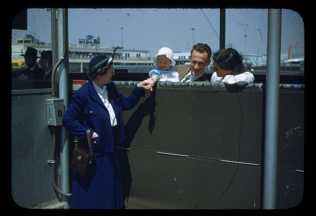 LEAVING LA 1949