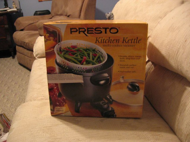 Presto Big Kettle ~ Photo