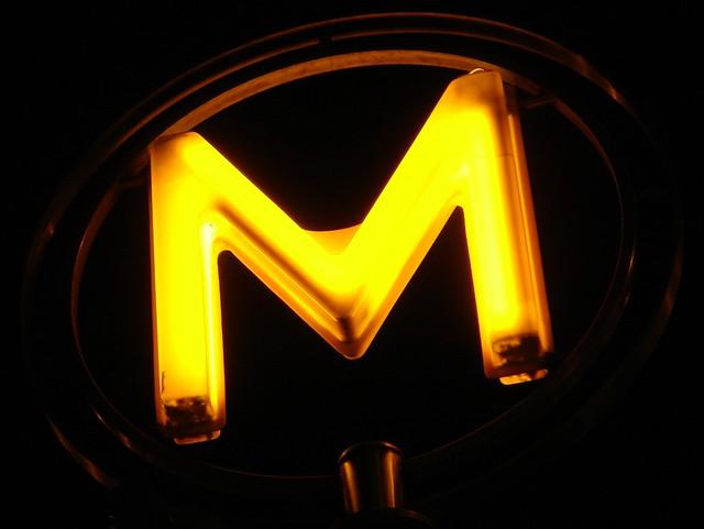M tro porte d 39 italie flickr photo sharing for Metro porte d italie