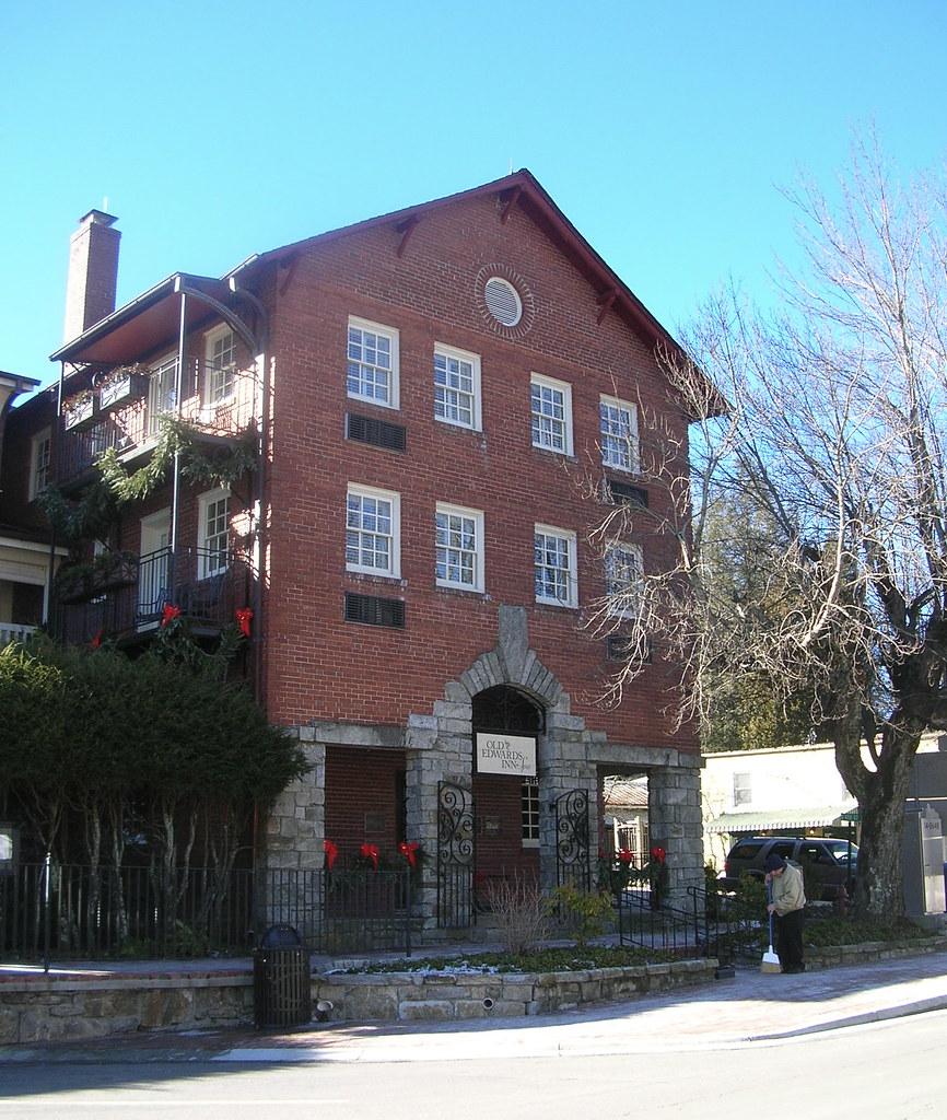 Old Edwards Inn, Highlands, NC