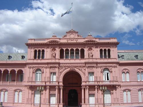 La Casa Rosada Balcony