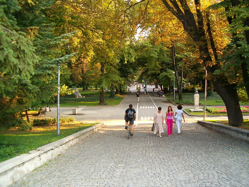 Enjoy the day and have a picnic at Tsar Simeon Garden - Things to do in Plovdiv