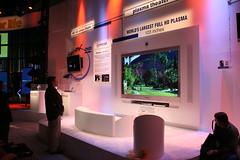 "Panasonic 103"" HD Plasma Display"