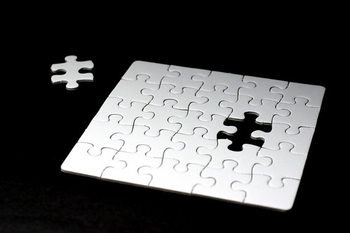 What's the missing piece?