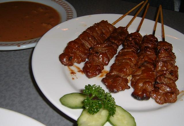 Beef Satay | Flickr - Photo Sharing!