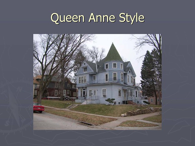 Queen Anne Style Flickr Photo Sharing