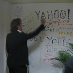 Mark Shuttleworth @ Yahoo! Bangalore