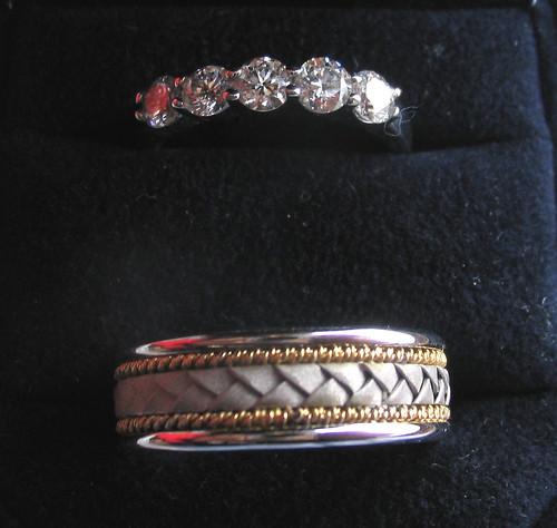 Our wedding rings wedding rings Image by jlbruno