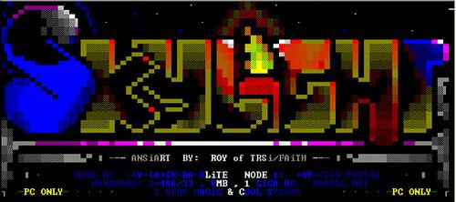 Roy/SAC ASCII and ANSI Art | Flickr