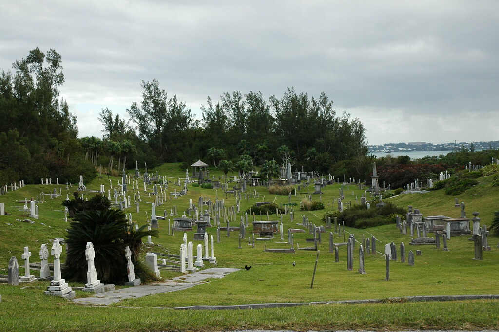 The Royal Naval Cemetery