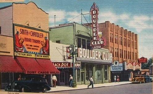 Boulder Club 1930's - Las Vegas | Flickr - Photo Sharing!