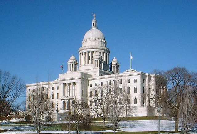 Providence Rhode Island State Capitol Building