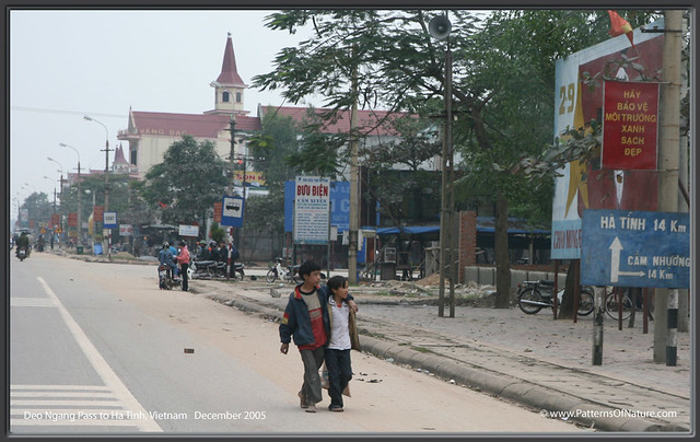 Ha Tinh Vietnam  City new picture : Deo Ngang Pass to Ha Tinh, Vietnam December 2005 | Flickr Photo ...
