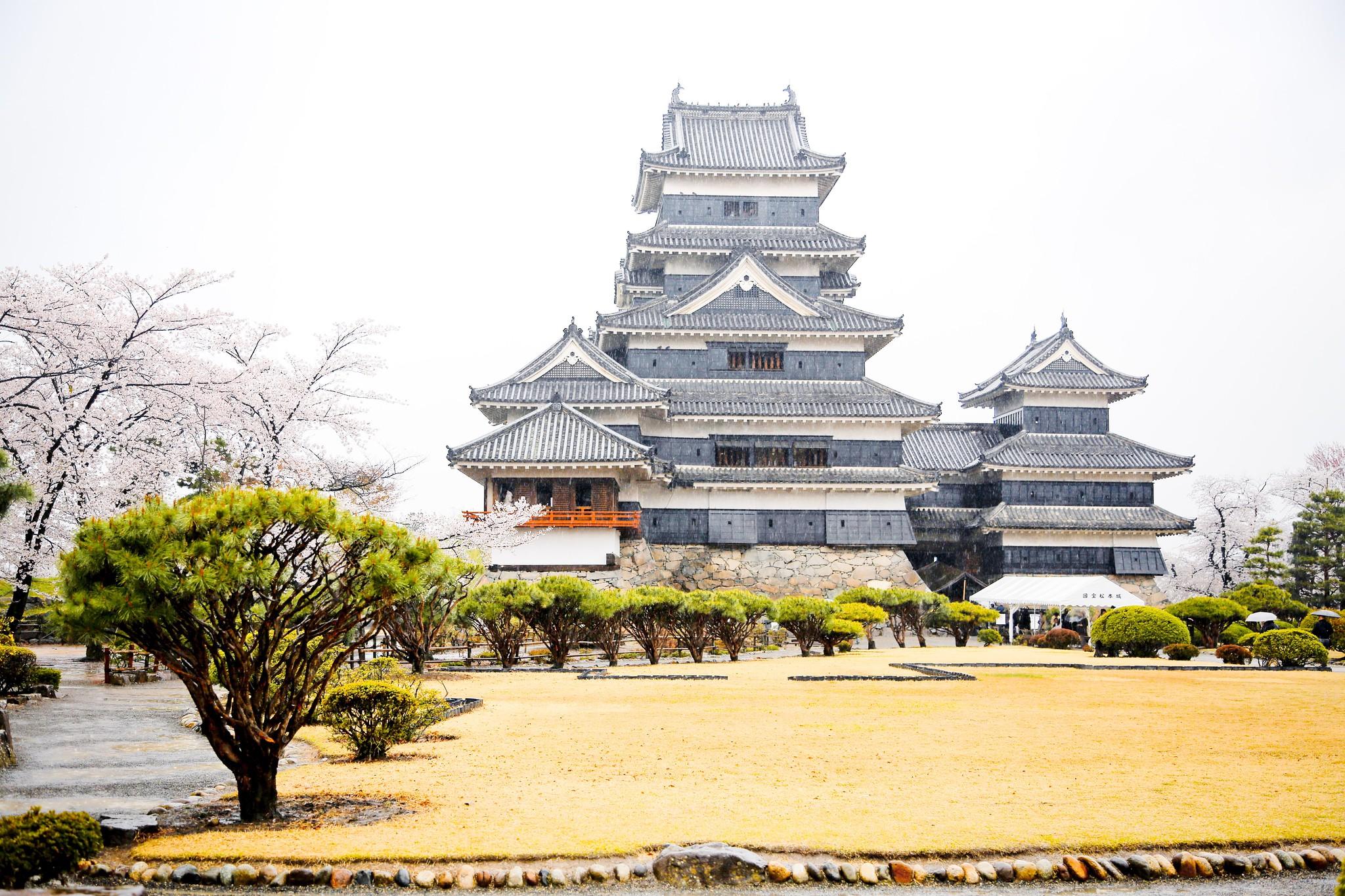 國寶松本城 Matsumoto Castle