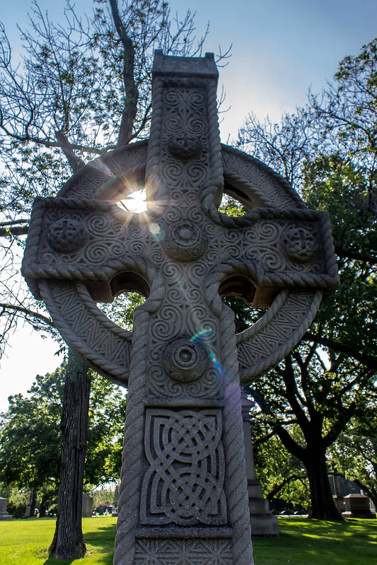 celtic cross sunburst (1 of 1)