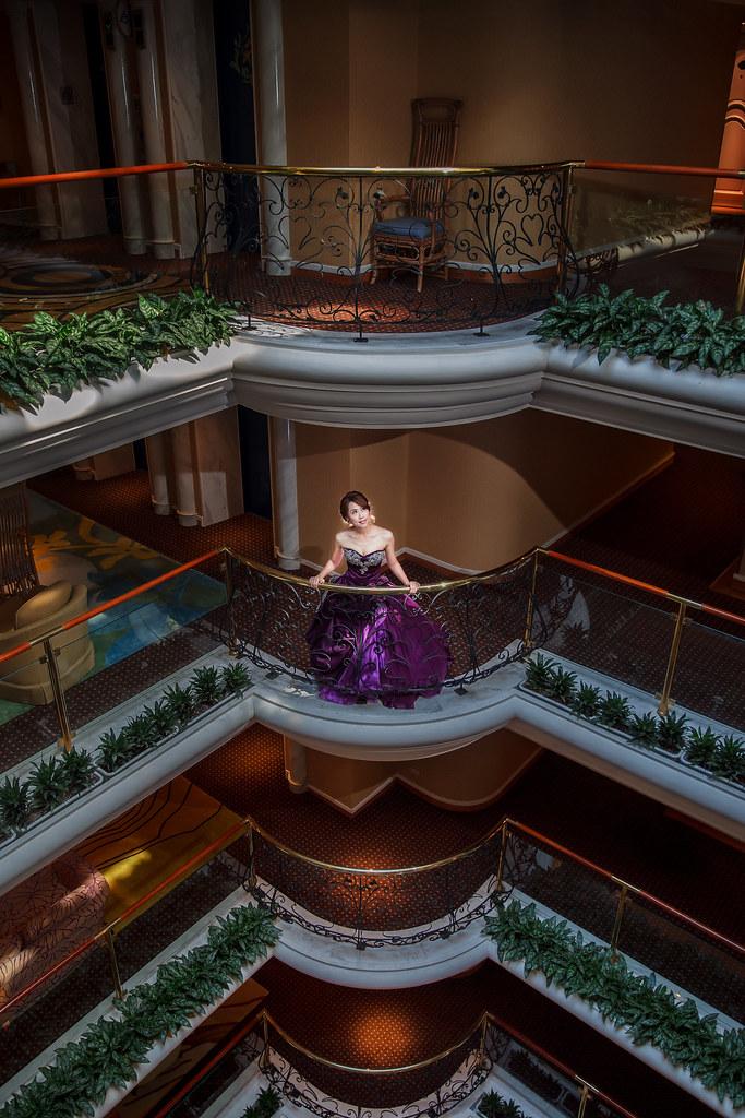 歐華酒店婚攝 類婚紗