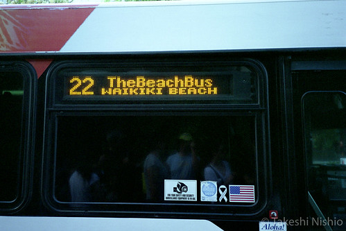 22 The Beach Bus
