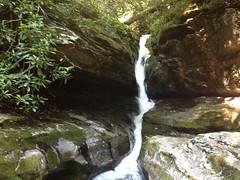 Upper Chattahoochee River Falls