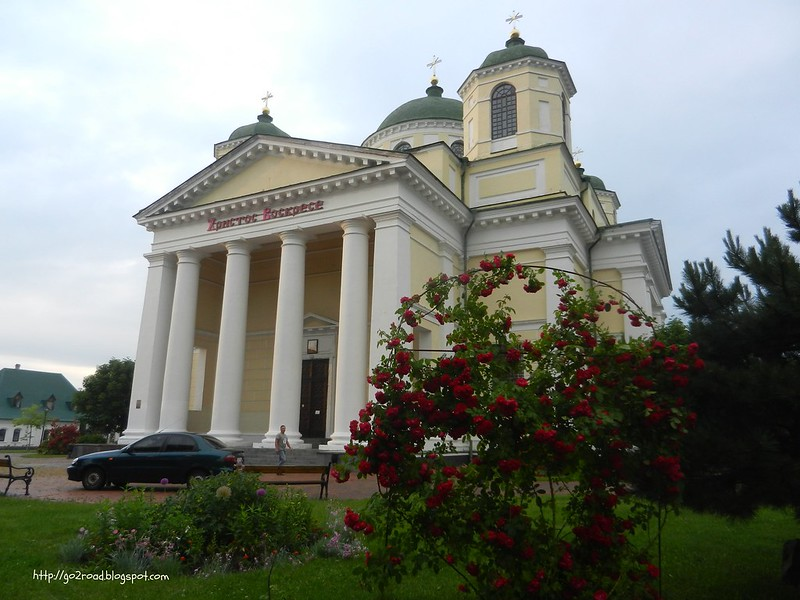 Новгород-Северский, Спасо-Преображенский монастырь