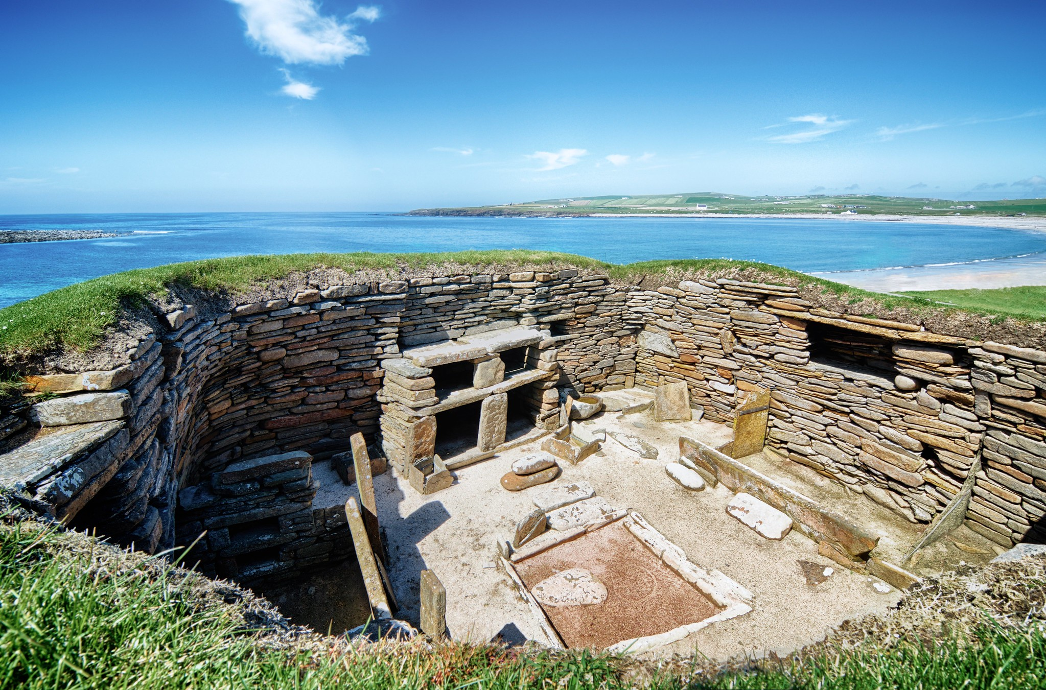 Skara Brae After Hours Tour Orkney Islands