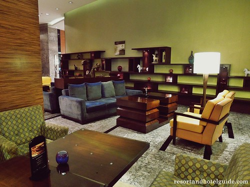 The Marriott Hotel - The Lobby Lounge (10)