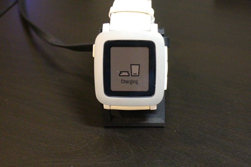 Pebble Time Dock