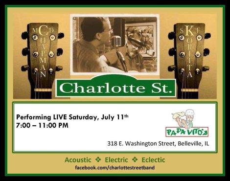Charlotte Street 7-11-15