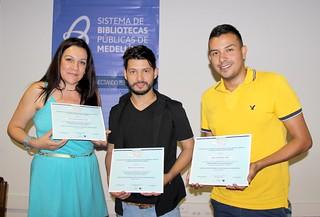 Premiación Concurso de Cuento Cuarto de Letras SBPM