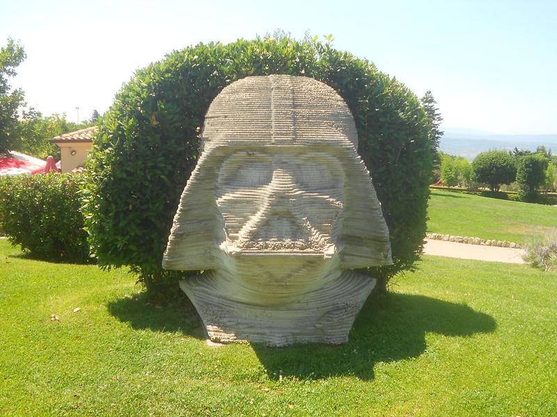 Marc Quinn, Totem, Parco Internazionale della Scultura, Catanzaro
