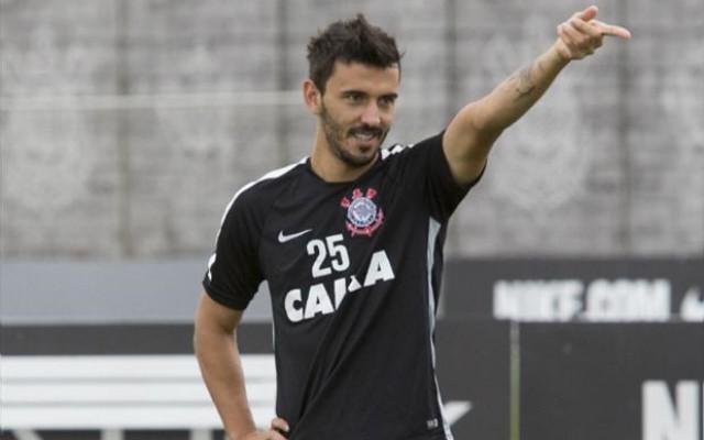 Edema na coxa esquerda tira Uendel do jogo contra o Fluminense