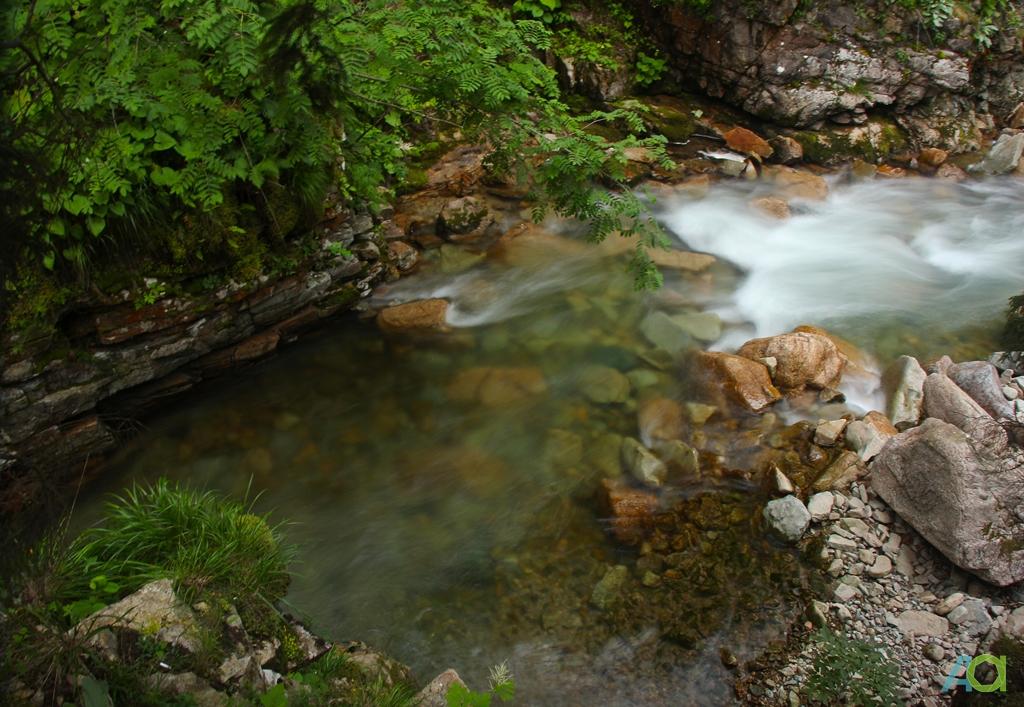 Uzungöl River
