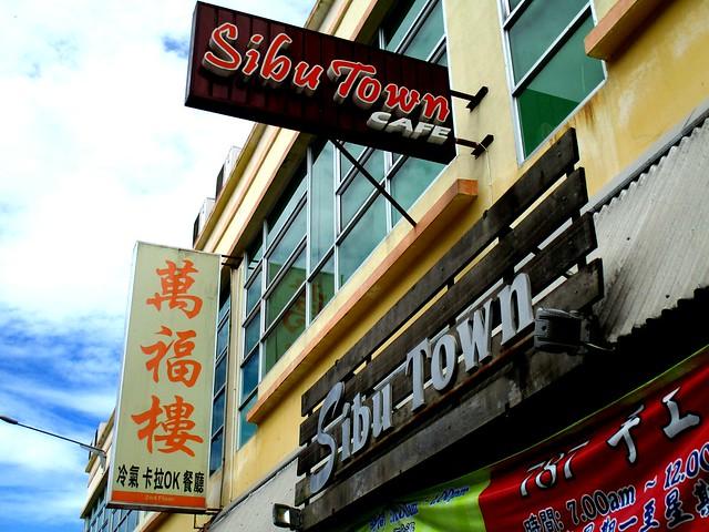Sibu Town Cafe