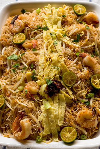 Mee Siam/Spicy Sour Noodles