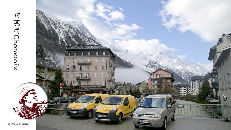 法國自由行-霞慕尼(Chamonix)