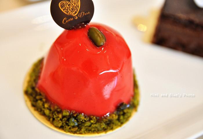 金心盈福法義式甜點16