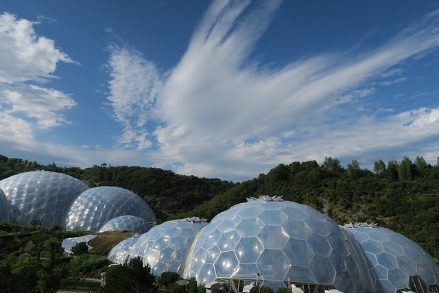 Eden Project, Cornwall, UK. Canon G7X.