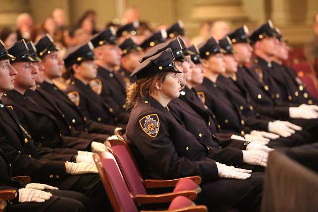 dep announces graduation of 19 new police officers