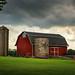 Barn Stormin' by David Colombo Photography